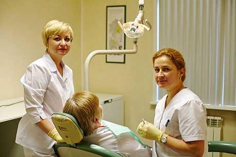 стоматологические услуги клиники ВитаДент